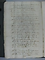 Visita Pastoral 1758, folio 107vto