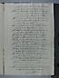 Visita Pastoral 1758, folio 108r