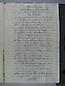Visita Pastoral 1758, folio 111r