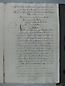 Visita Pastoral 1758, folio 112r