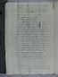 Visita Pastoral 1758, folio 112vto