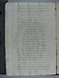 Visita Pastoral 1758, folio 117vto