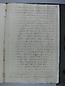 Visita Pastoral 1758, folio 118r