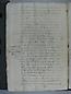 Visita Pastoral 1758, folio 118vto