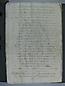 Visita Pastoral 1758, folio 119vto