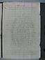 Visita Pastoral 1758, folio 121r