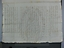 Visita Pastoral 1758, folio 121vto