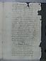 Visita Pastoral 1758, folio 123r ó