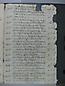 Visita Pastoral 1758, folio 126r