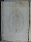 Visita Pastoral 1769, 0001 folioSN1vto