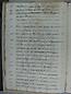 Visita Pastoral 1769, folio 03vto