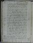 Visita Pastoral 1769, folio 11vto