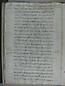 Visita Pastoral 1769, folio 12vto