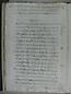 Visita Pastoral 1769, folio 13vto