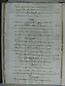 Visita Pastoral 1769, folio 20vto