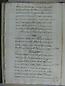 Visita Pastoral 1769, folio 21vto