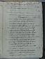 Visita Pastoral 1769, folio 25r