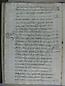 Visita Pastoral 1769, folio 25vto