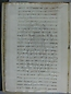Visita Pastoral 1769, folio 35vto
