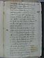 Visita Pastoral 1769, folio 40r