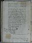 Visita Pastoral 1769, folio 40vto
