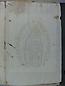 Visita Pastoral 1769, folio 41r