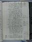 Visita Pastoral 1784, folio 25r