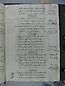 Visita Pastoral 1784, folio 31r