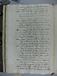 Visita Pastoral 1784, folio 61vto
