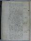 Visita Pastoral 1818, folio 11vto