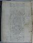Visita Pastoral 1818, folio 12vto