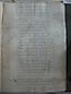 Visita Pastoral 1818, folio 14r