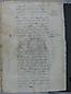 Visita Pastoral 1818, folio 22r