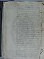 Visita Pastoral 1818, folio 30vto