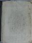 Visita Pastoral 1818, folio 31vto