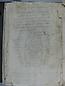 Visita Pastoral 1818, folio 32vto