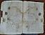 folio 1 13v y 0 12r